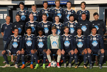 Picture of team [Vestnes Varfjell]