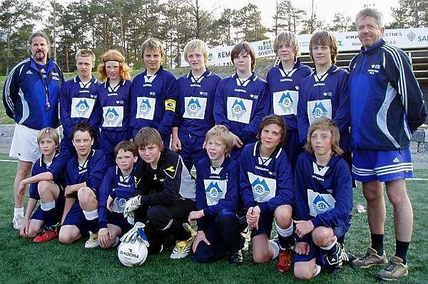 Vestnes Varfjell G14 2006